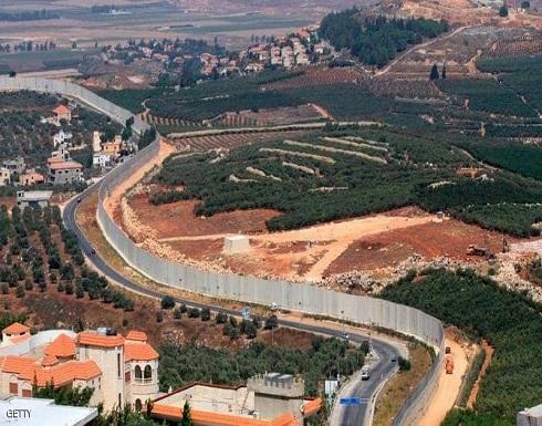 اختراق إسرائيلي جديد لأجواء لبنان.. وقذف مواد حارقة