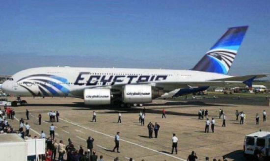 نفاذ بطاريات أجهزة التعقب قد يجعل مصير الطائرة المصرية مجهولاً لسنوات