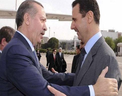 بماذا رد أردوغان على أنباء لقاء سري جمعه بالأسد؟