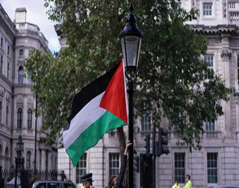 فلسطين تبحث مع بريطانيا توفير لقاح كورونا وخطوات وقف الاستيطان الإسرائيلي