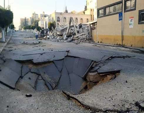 مركز لحقوق الإنسان: الجيش الإسرائيلي يتعمد إصابة النظام البيئي لقطاع غزة بالخلل