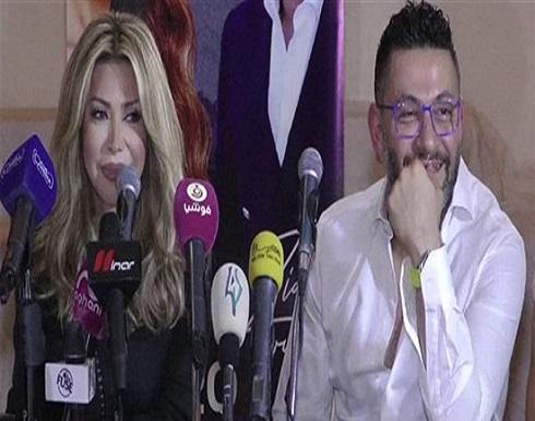 زياد برجي يتعرّض للإستفزاز بسبب نوال الزغبي (فيديو)