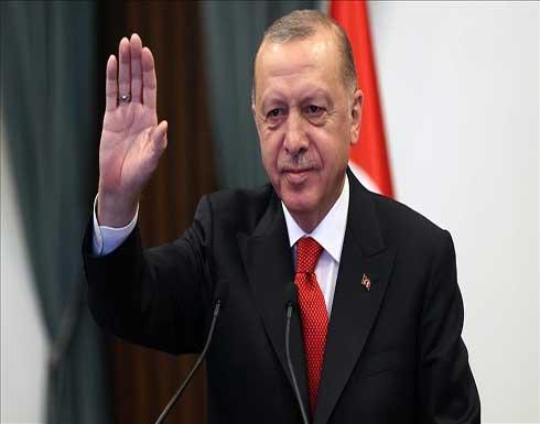 أردوغان: حل الصراع الفلسطيني الإسرائيلي يخدم علاقات أنقرة وتل أبيب