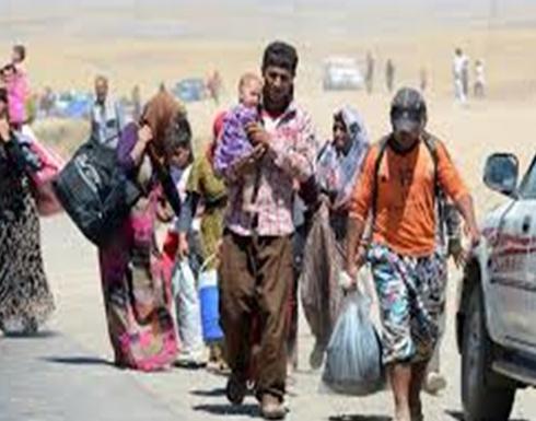 الصليب الأحمر: فرار 20 ألفا من شرق حلب خلال أقل من 48 ساعة