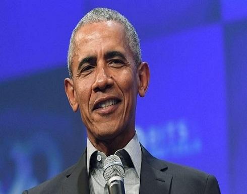 أوباما يحيي المتظاهرين: التغيير قادم.. وبايدن يدعو للتلاحم