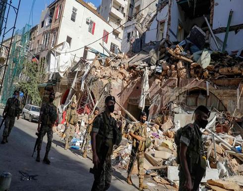سبعة مفقودين على الأقل جراء انفجار مرفأ بيروت