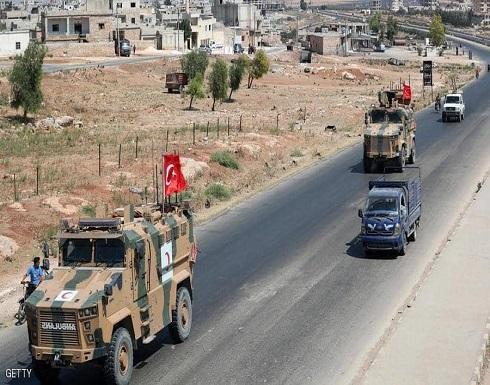 """تركيا تحدد موعد بدء الدوريات المشتركة في """"المنطقة الآمنة"""""""