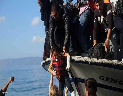 قبرص تنتشل مهاجرين سوريين قرب سواحلها
