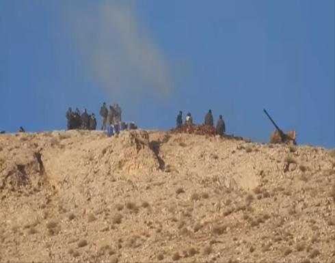 قوات النظام تقصف وادي بردى رغم الهدنة