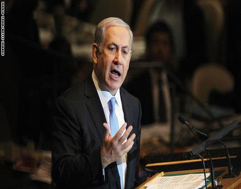 نتنياهو: نتحدث مع أمريكا لفرض سيادة إسرائيل على الضفة الغربية