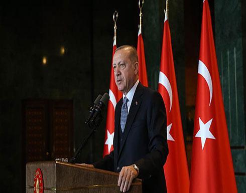 أردوغان: قرار ترامب بالانسحاب من سوريا أفشل خطط تقويض علاقاتنا