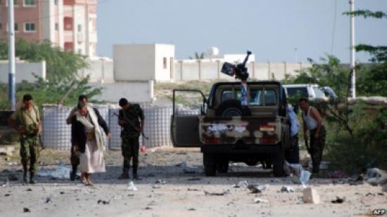 اليمن : تنظيم الدولة يتبنى تفجير المكلا عبر سيارة مفخخة