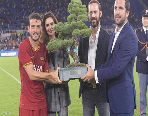 """روما يهزم ريال مدريد.. ويحصل على """"الشجرة"""""""