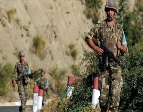 اعتقال 3 عناصر دعم للإرهابيين قرب العاصمة الجزائرية
