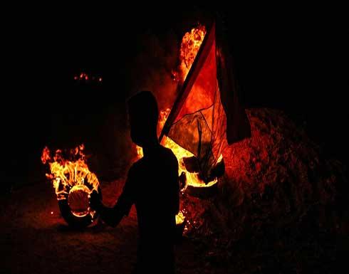 """صحيفة: إسرائيل تدعو مصر للضغط على حماس لإيقاف """"الإرباك الليلي"""""""