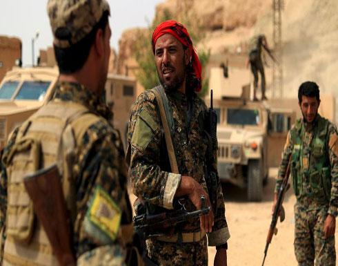 التحالف يتوسط لخفض التوتر بين تركيا وسوريا الديمقراطية