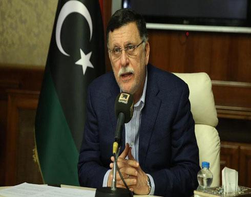 الأزمة الليبية على طاولة إيطالية بحضور السراج وسلامة
