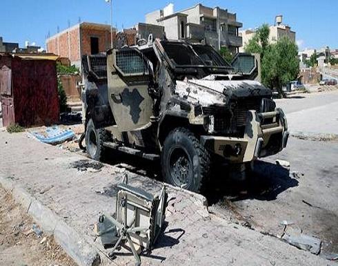 ليبيا.. الوفاق تعلن السيطرة على ترهونة وقوات حفتر تتراجع نحو بني وليد