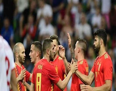 بعد عرضه أمام إسبانيا.. مدرب تونس يكشف طموحه