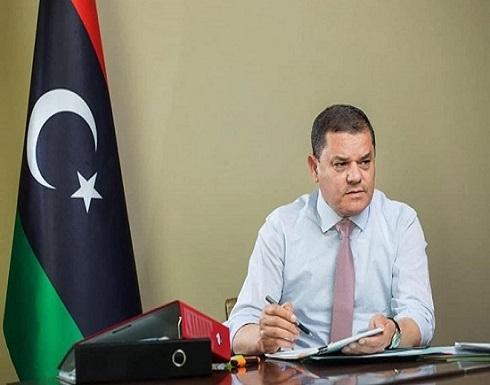 الدبيبة يتهم البرلمان الليبي بتأخير المشاريع الحكومية (صور)