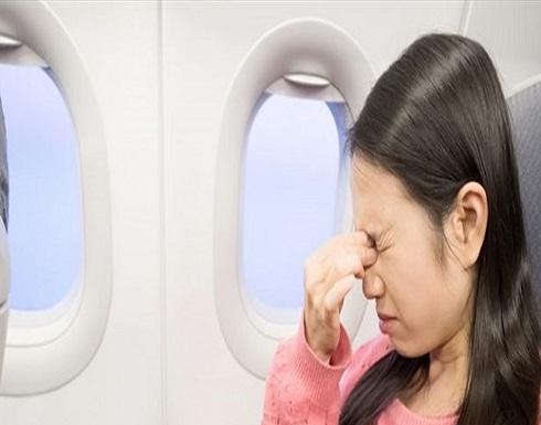 إليكم 8 نصائح سهلة ورائعة لتجنّب الزكام والجراثيم على الطائرة