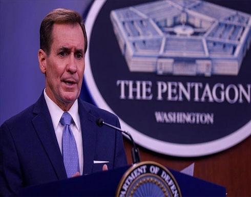 واشنطن: نعمل مع تركيا وباقي الشركاء لضمان أمن مطار كابل
