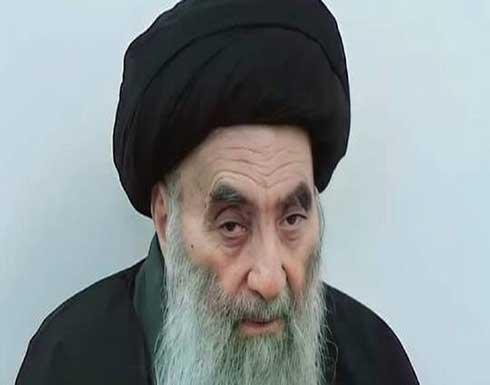 السيستاني: أشجع العراقيين على المشاركة في الانتخابات المقبلة