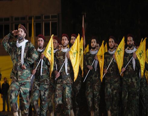 """""""حزب الله"""" يعلن إسقاط طائرة إسرائيلية جنوب لبنان"""