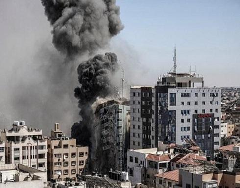 نقابة الصحفيين الفلسطينيين : الاحتلال دمر أكثر من 33 مؤسسة إعلامية في غزة