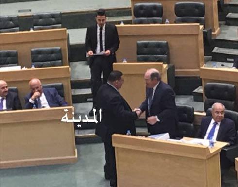 بالصور : الملقي يفند التغيير الحكومي بحضوره جلسة النواب وتلقيه التهاني