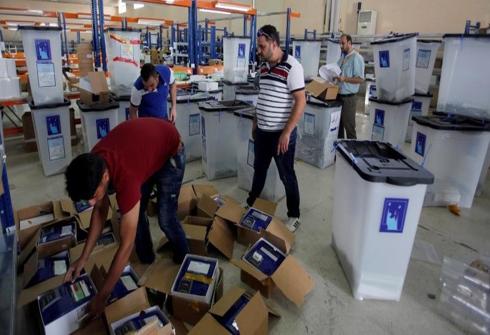 المصادقة النهائية على نتائج انتخابات العراق بعد الأضحى