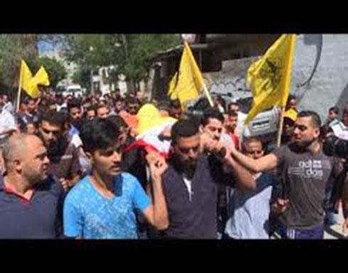 فيديو : تشييع جثامين 3 شهداء في قطاع غزة
