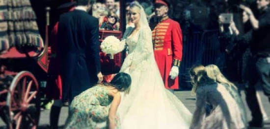 بالصور: أمير ألماني يتزوج روسية رغما عن والده.. هكذا كان عقابه!