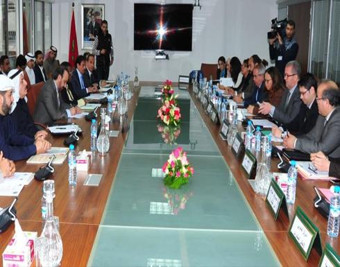 اتفاق مغربي خليجي لإزالة العقبات أمام التجارة