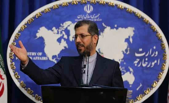 الخارجية الإيرانية: أميركا تزعزع أمن المنطقة