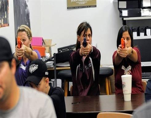أمريكا: إدارة ترامب تدرب المدرسين على حمل السلاح
