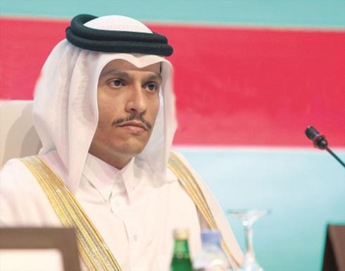 """وزير قطري: غزة قد تصبح بسهولة """"نقطة انطلاق"""" لتنظيم الدولة الإسلامية"""