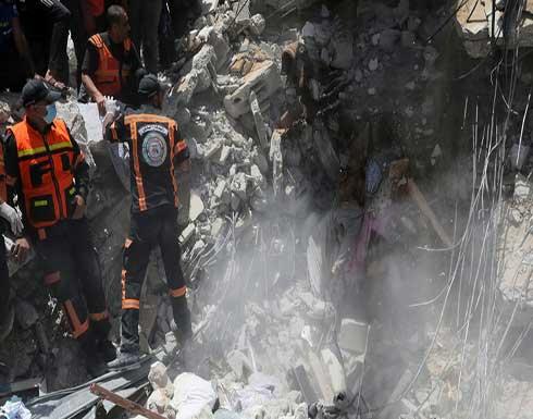 188 شهيد و1230 إصابة جراء العدوان الإسرائيلي على قطاع غزّة
