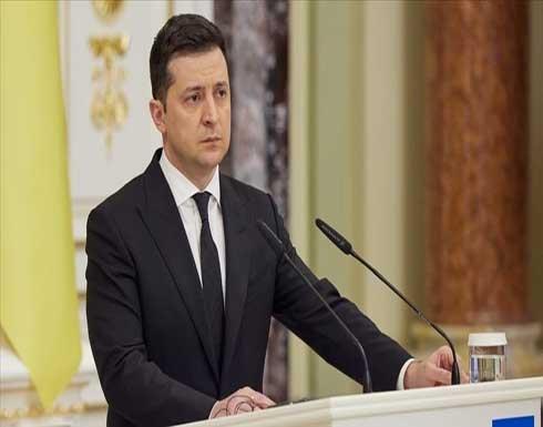 الرئيس الأوكراني: مستعد للقاء بايدن قبيل قمته مع بوتين