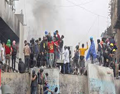 """""""الحشد الشعبي"""" العراقي : عشرات القتلى والجرحى جراء العدوان الأمريكي على مواقعنا"""
