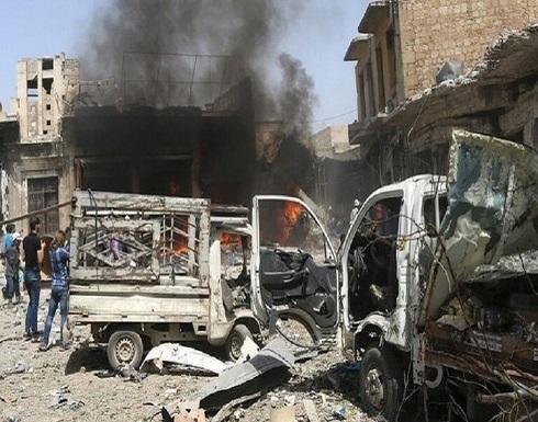 مقتل خمسة وإصابة آخرين بانفجار في رأس العين شمال شرقي سوريا