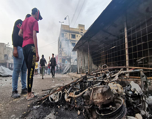 العراق.. مقتل متظاهر وإصابة 30 في تظاهرات الناصرية
