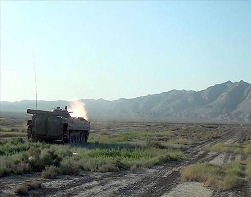 علييف يعلن تحرير بلدة وعدة قرى أذربيجانية من الاحتلال الأرميني