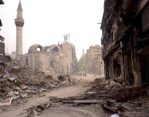 تدمير حلب.. القنابل الروسية تسبِّب موجات اهتزازات تسقط المباني وملاجئ المدنيين