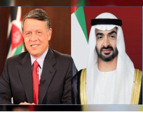 الشيخ محمد بن زايد آل نهيان يصل عمان