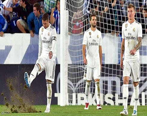 """هزيمة جديدة لريال مدريد وصيام """"مقلق"""" عن التهديف"""