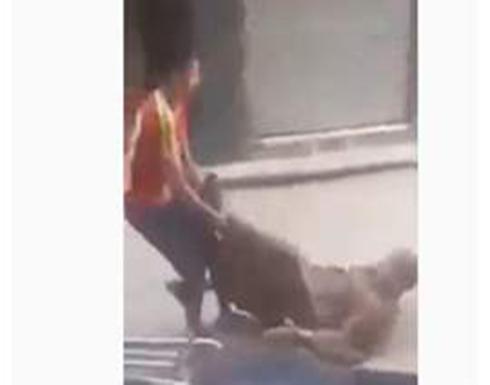 """""""فصل مخه عن رأسه"""" .. شاب مغربي يقتل والده بطريقة صادمة .. تعرف على السبب"""