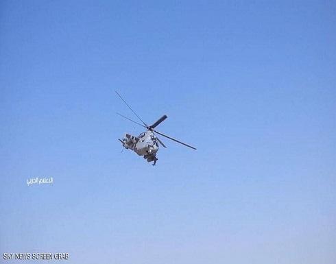 الجيش الوطني الليبي يغير على معاقل الميليشيات في مصراتة