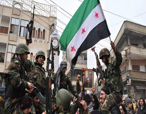 """""""السوري الحر"""" يقطع الطريق أمام تمدد """"ب ي د"""" من منبج إلى الباب"""