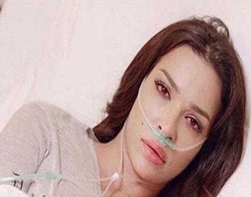 نادين نسيب نجيم تعافت والجروح اختفت عن وجهها؟ (صورة)